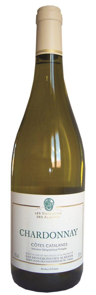 Les Vignerons des Albères Chardonnay