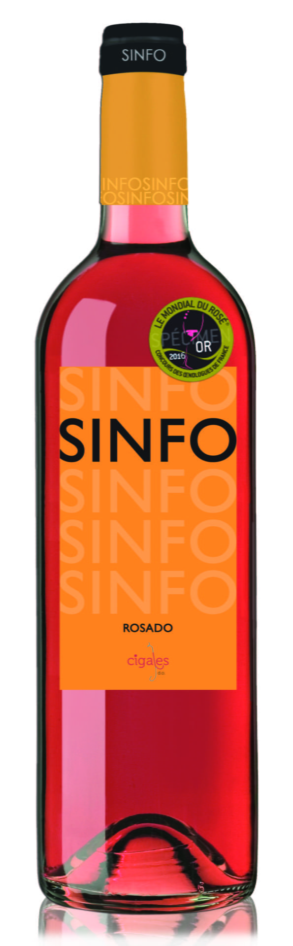 Sinforiano Cigales Rosé Spanje