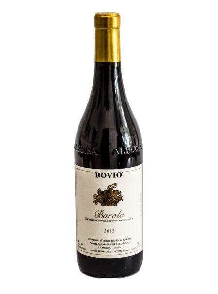 Bovio Barolo Italië Piëmonte Rode Wijn