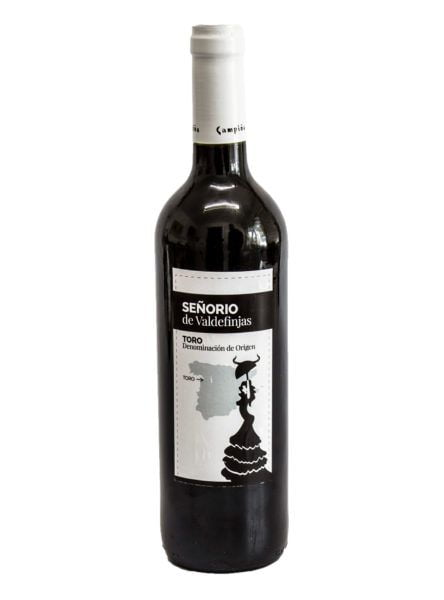 Campiña Señorio de Valdefinjas Toro Spanje Rode Wijn