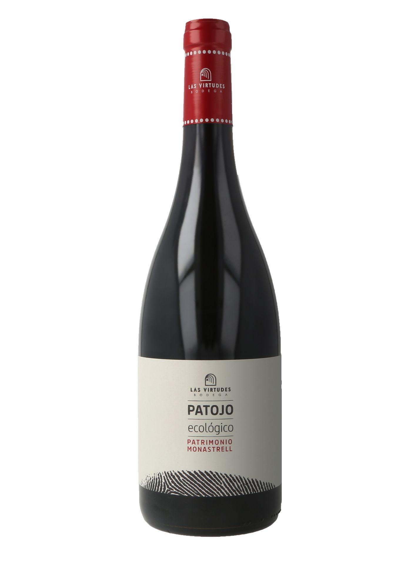 Las Virtudes Patojo Spanje Rode Wijn