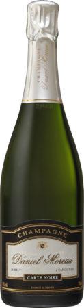 Daniel Moreau - Champagne Carte Noire Bubbels Frankrijk