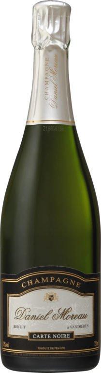 Daniel Moreau – Champagne Carte Noire