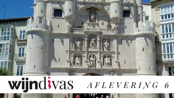 aflevering-6-de-serie Wijndivas op reis Spanje Burgos seizoen 1