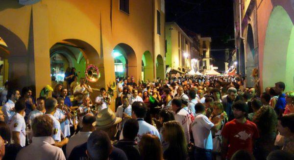 Festa dell'Uva Gattinara 2016 oogstfeest Italië