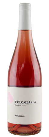Colombarda Rosalaura Italië Sangiovese rosé wijn Emilia-Romagna Rimini