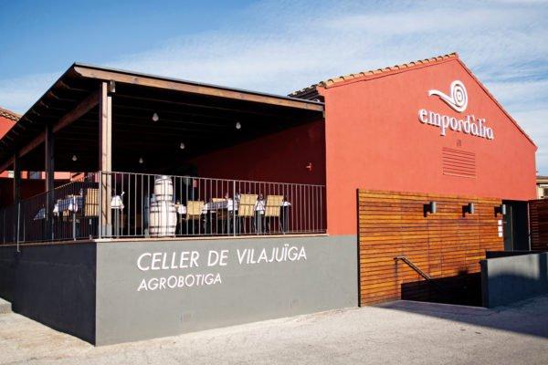 Empordàlia wijnhuis Spanje
