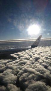 Vliegen vliegtuig