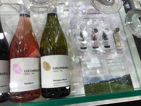 Colombarda Albana en Rosalaura