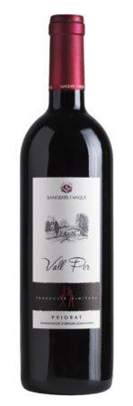 Vall Por Sangenís i Vaqué Priorat Spanje Spaanse wijn