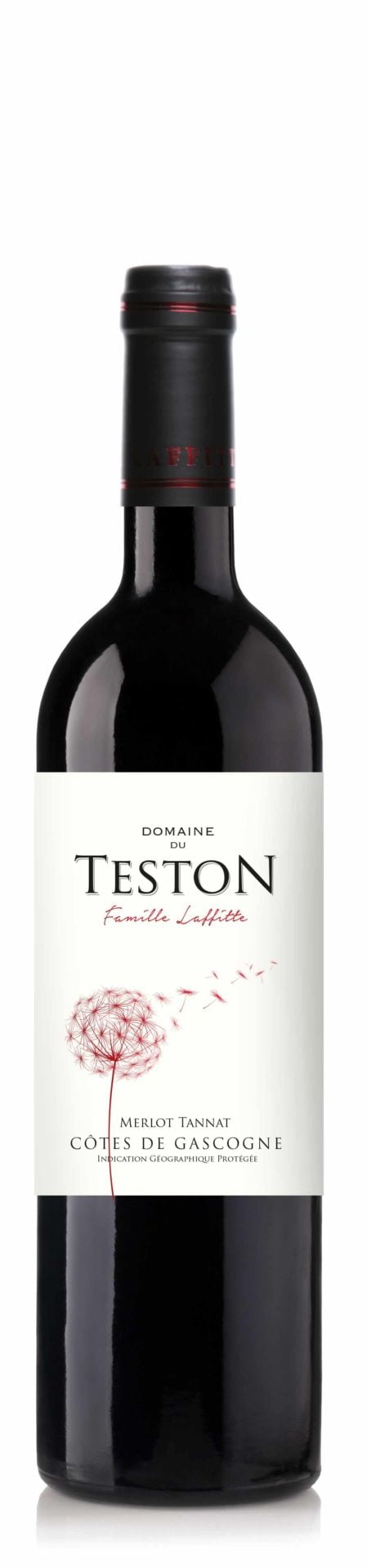 Domaine du Teston Rouge Côtes de Gascogne Frankrijk rood merlot tannat