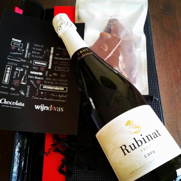 De Bossche Geluks Box relatiegeschenken cadeau