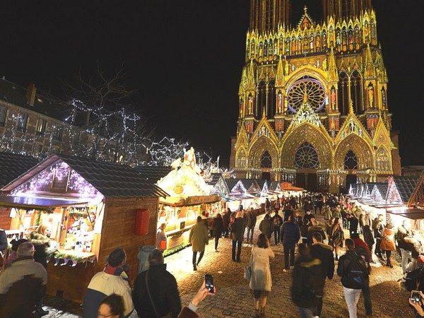 Champagne Op De Kerstmarkt In Reims Wijnen Wijndivas Com