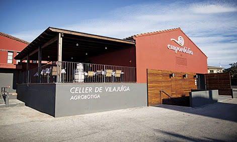 Empordalia wijnhuis wijnwinkel Spanje Empordà