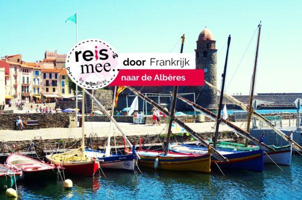 Reis mee door Frankrijk naar de Albères en de Middellandse Zeekust