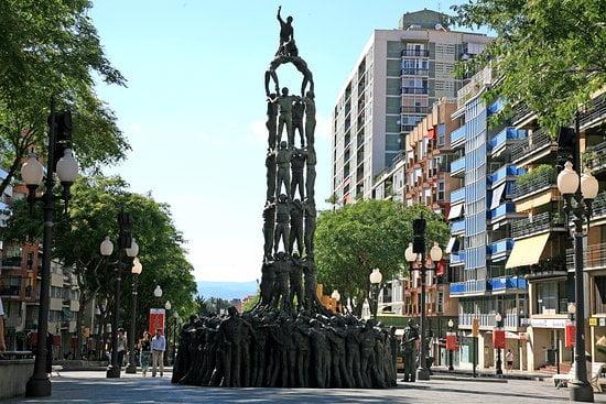 Reis mee door Spanje naar Tarragona