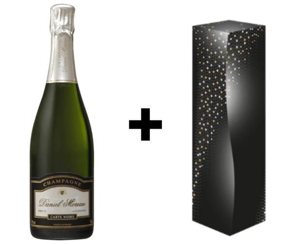 Wijndivas relatiegeschenken Champagne + verpakking