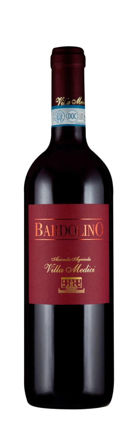 Wijndivas Villa Medici Bardolino Italië rode wijn