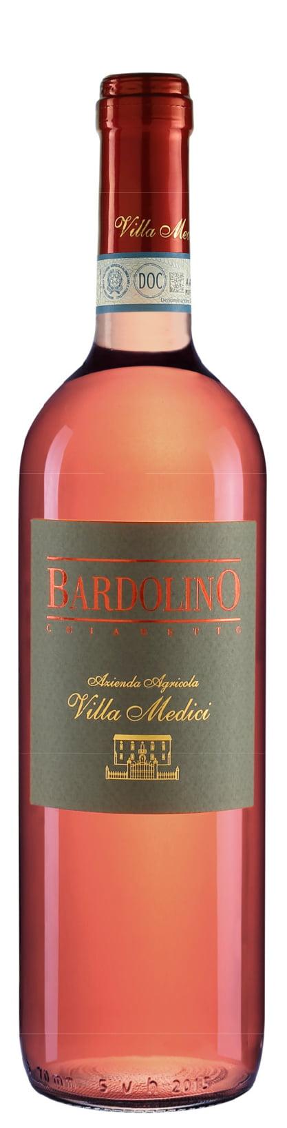 Wijndivas Villa Medici Bardolino Chiaretto Italië rosé