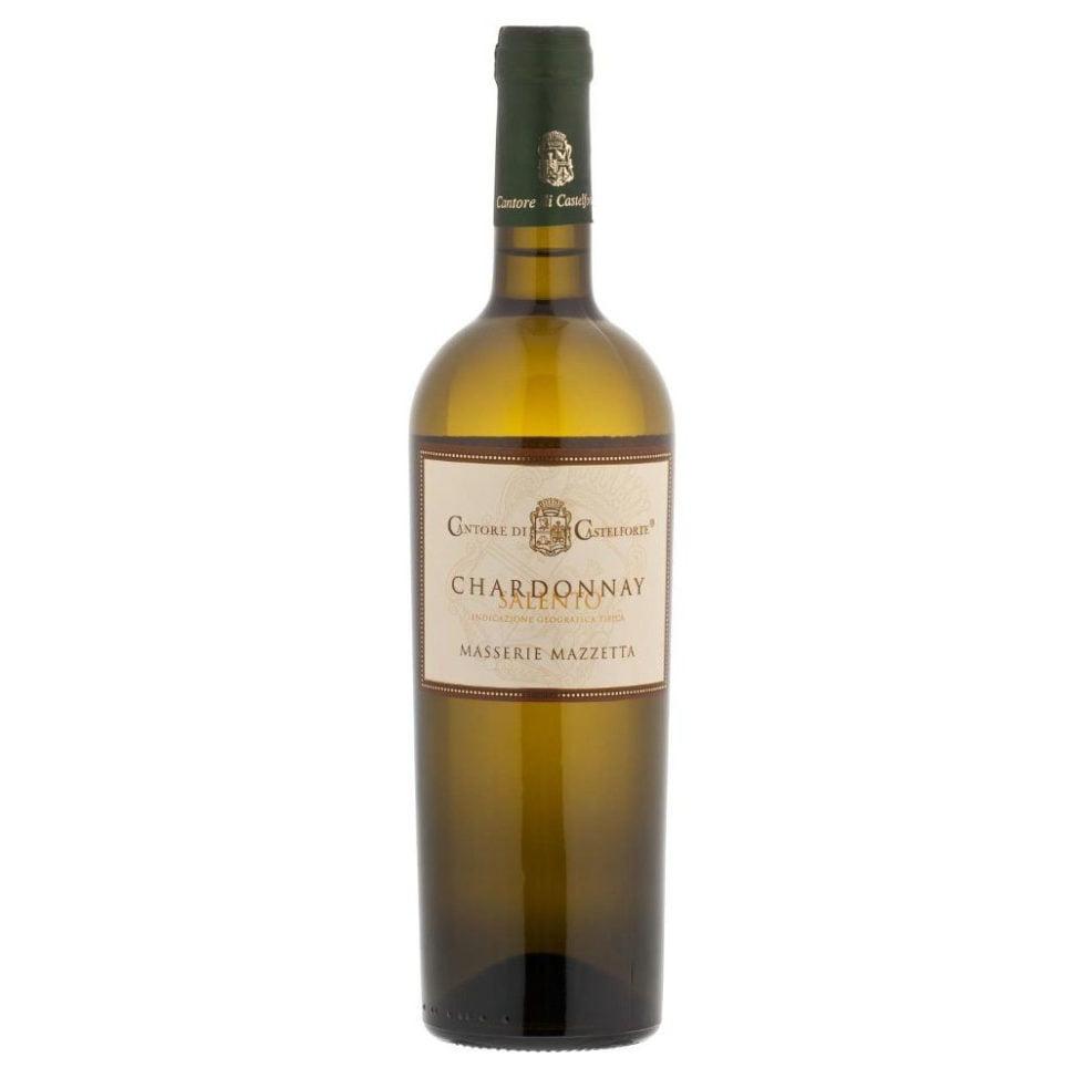 Cantore di Castelforte Chardonnay 'Masserie Mazzetta'