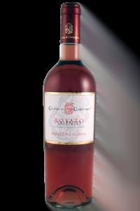 Cantore di Castelforte Rosato Salento Masserie Cicimaia Puglia Italië rosé wijn Wijndivas