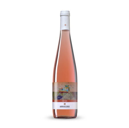 Las Virtudes Arrocero rosé wijn pinot noir Spanje Alicante Wijndivas