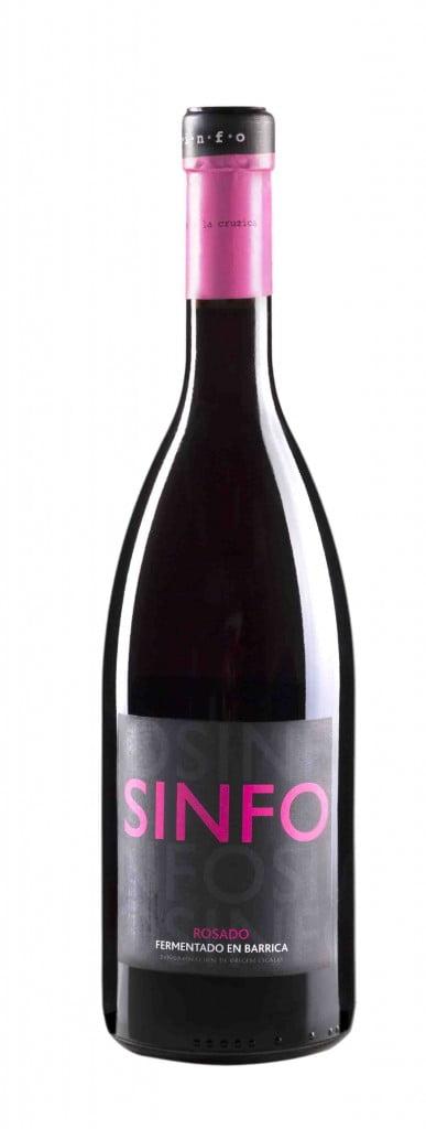 Sinfo Rosado Fermentado en Barrica Sinforiano Spanje Rosé wijn eikenhout barriques Wijndivas