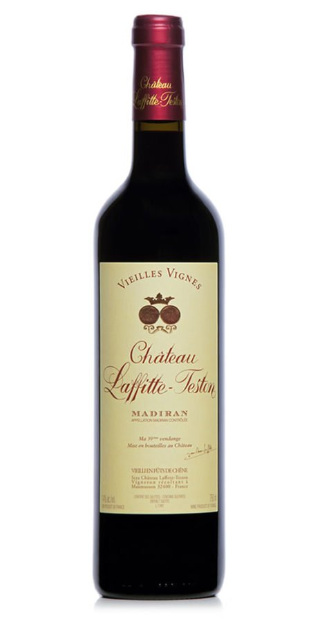Chateau Laffitte-Teston Vieilles Vignes Frankrijk Rode wijn Wijndivas Madiran