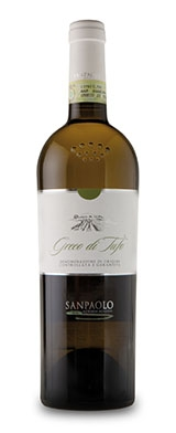 Greco di Tufo Cantina Sanpaolo Claudio Quarta Italië Campania witte wijn Wijndivas